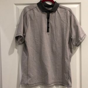 Lululemon Men's Golf Shirt